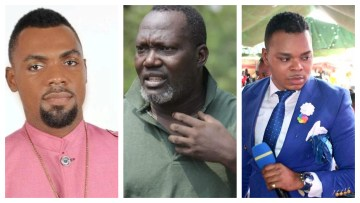 Bishop Bernard, Bernard Nyarko, Bishop Bernard Nyarko, Actor