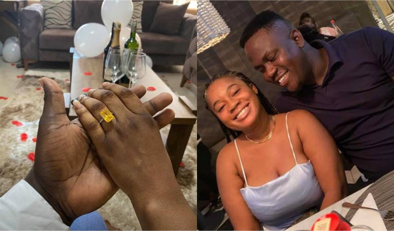 Blogger And Owner Of GhBase.com Chris Handler Proposes To His Girlfriend – Watch