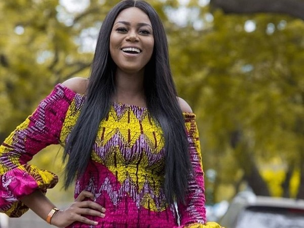 Yvonne Nelson Shakes Successful People With Subtle Wisdom