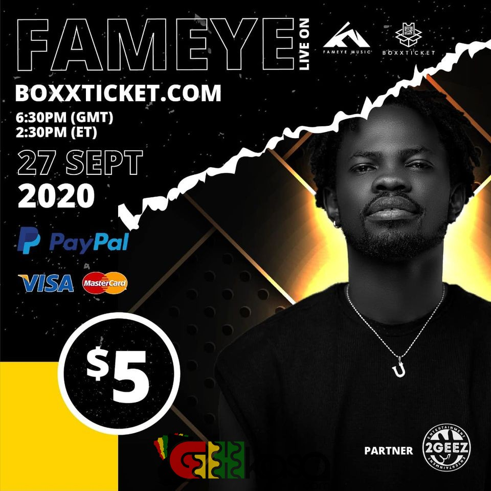 Fameye, Greater Than, Greater Than Album
