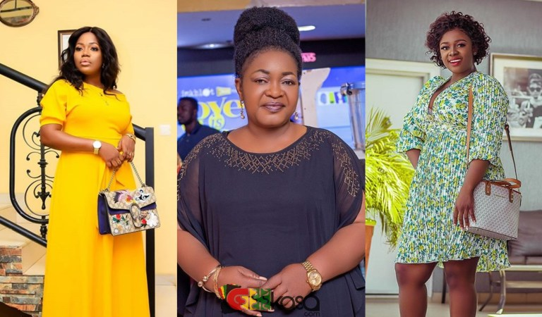 Many Have Fought Each Other Because Of Men But Today They Are No More- Christiana Awuni Warns Tracy Boakye And Mzbel