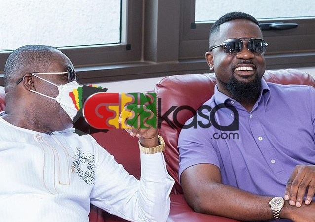 Sarkodie Reveals Why A Lot Of People Are Not Successful In Ghana