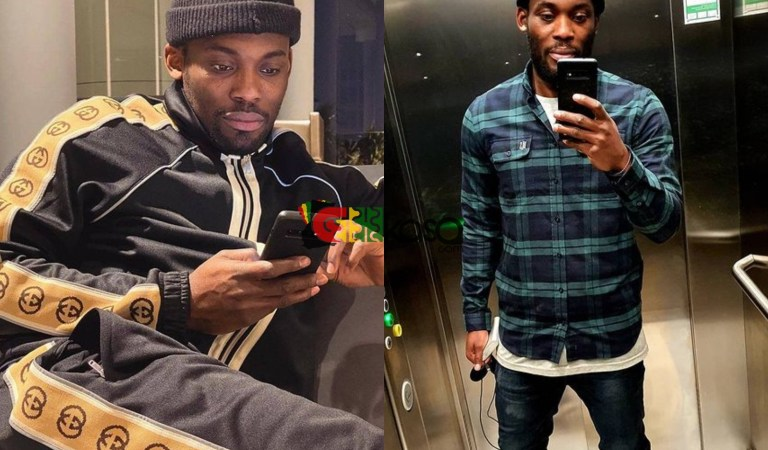 Pressure: Michael Essien deletes his post supporting LGBT community groups in Ghana
