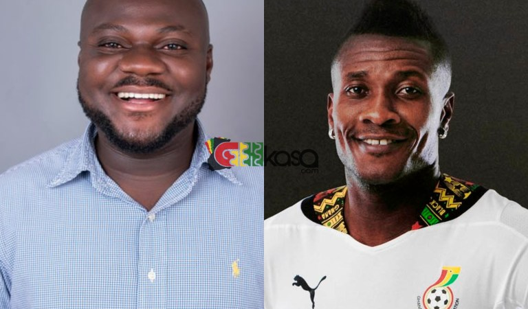 Asamoah Gyan To Face Journalist In Court Over 1 Million Suit
