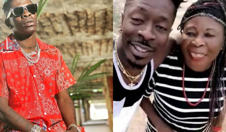 Shatta Wale Claims I Bewitched Him – Mum Laments
