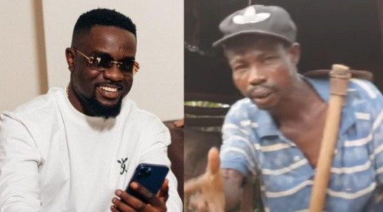 Sarkodie Searches For 50-year-old Farmer Who Raps His Songs Flawlessly (Watch)