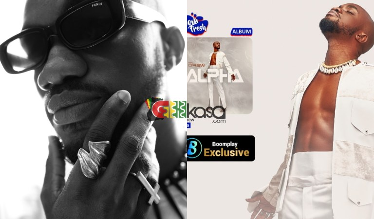 Mr. Drew Earns Partnership Deal with Boomplay for Alpha Album