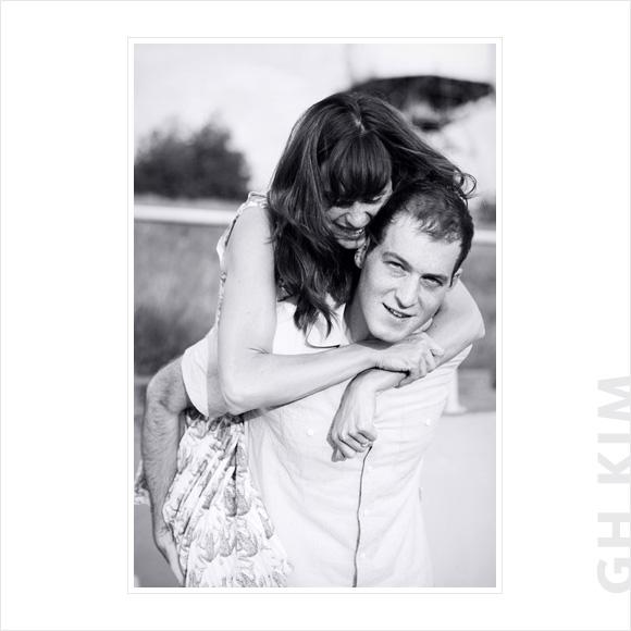 Caroline & Christopher
