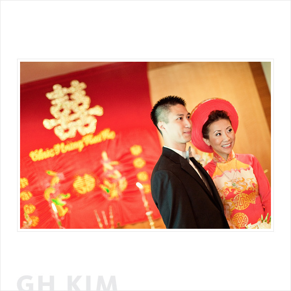Nhung & Raymond