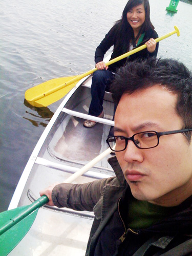 UW Canoeing I
