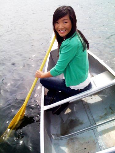 UW Canoeing II