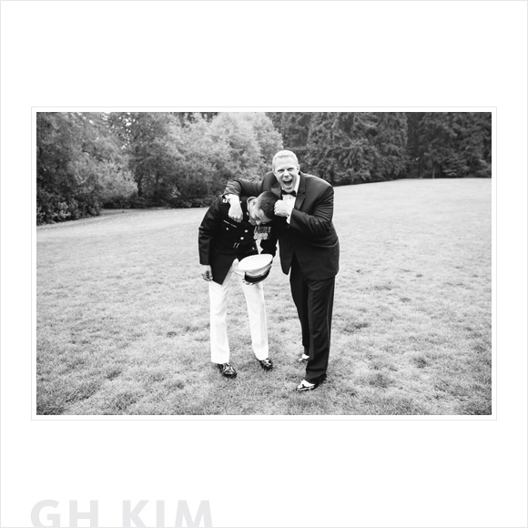 Jinyoung & Geoffrey
