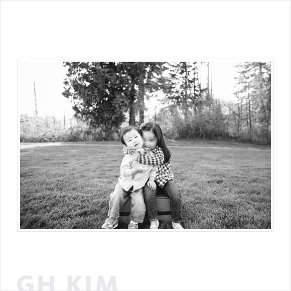 Kim & Family