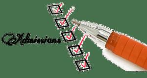 Admission List Portal