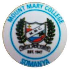 Mount Mary College of Education Admission Form