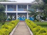 Akrokerri College of Education College Admission Form