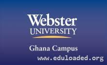 Webster University Ghana admission list