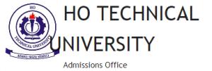 HTU Admission List