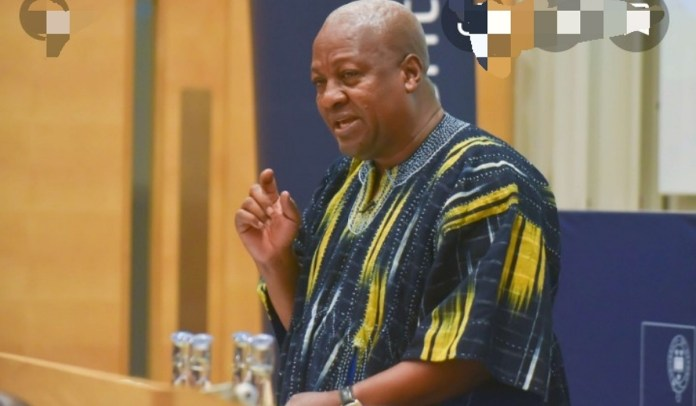 Are you living on Jupiter?' – Mahama on NPP's achievements