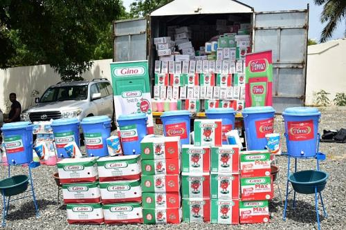 GBfoods  Support May 9 Disaster victims