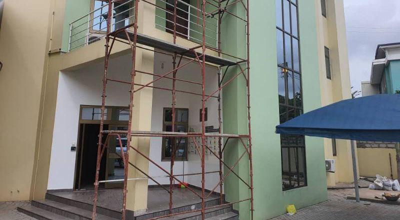 GFA begins renovation works at headquarters