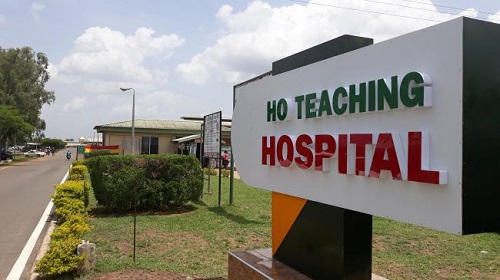 Quarantine of 38 health workers a precautionary move- Ho Teaching Hospital  PRO