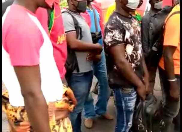 Ghana Immigration arrest 19 Burkinabes for illegal entry into Ghana