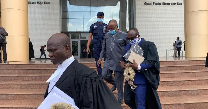 Auditor General found guilty of contempt