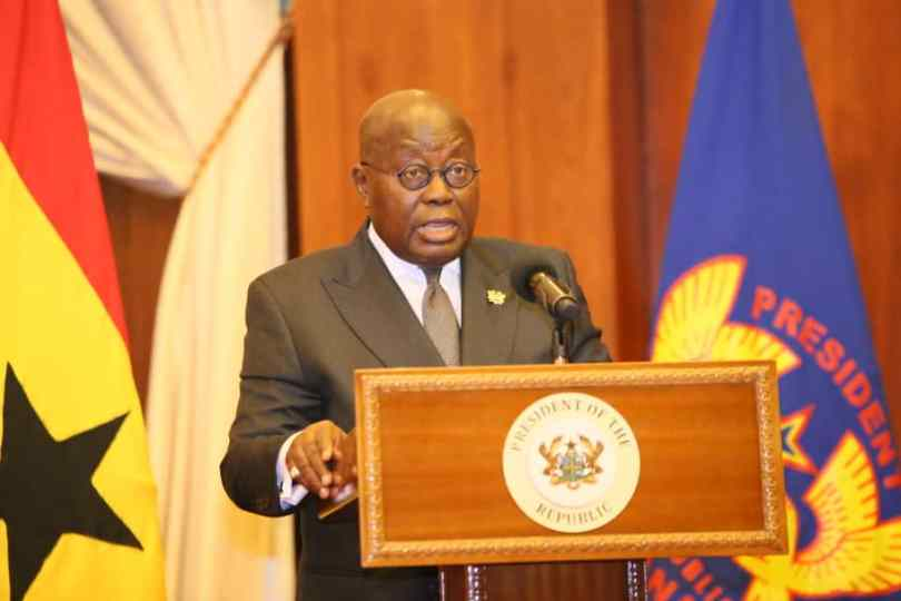 Government to construct new SHS across the country-Prez Akufo-Addo