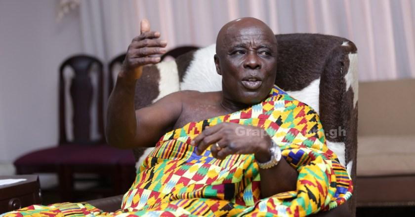 Okyenhene bans alien rituals and shrines from Akyem Abuakwa