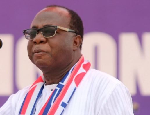 Freddie Blay holds virtual meeting with all 16 regional chairmen, encourages them to work hard for victory 2020