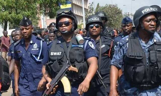 Ashanti Regional police on manhunt for robbers
