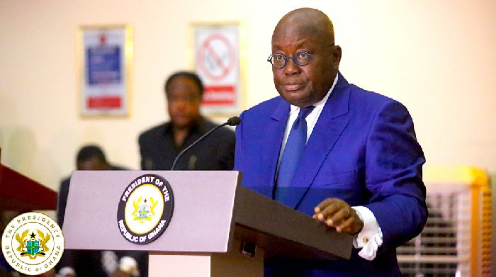 Akufo-Addo: Sunyani Airport Runway Extension project will be completed by September 2020