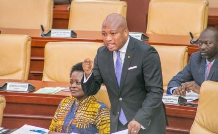 Okudzeto Ablakwa bemoans number of Presidential Staffers (Full unedited article)