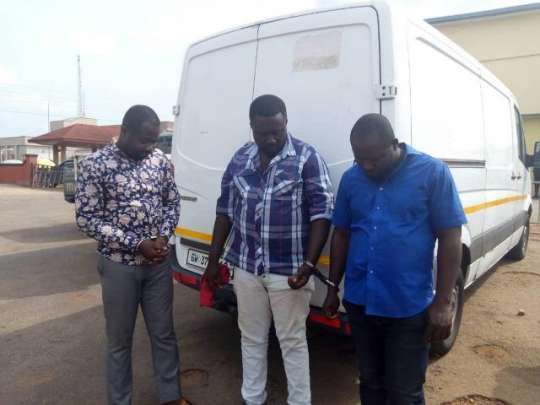 Unemployed on GH¢85,000 bail over car fraud
