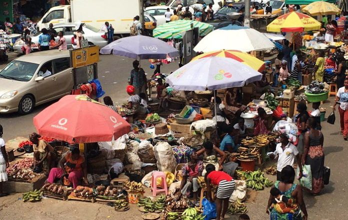 Prices of basic foodstuff see marginal decrease in Takoradi