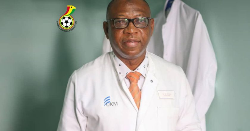 GFA Medical Committee to impose strict measures to ensure player safety