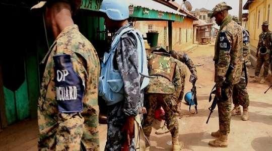 Ghana Armed Forces (GAF) arrest four imposters
