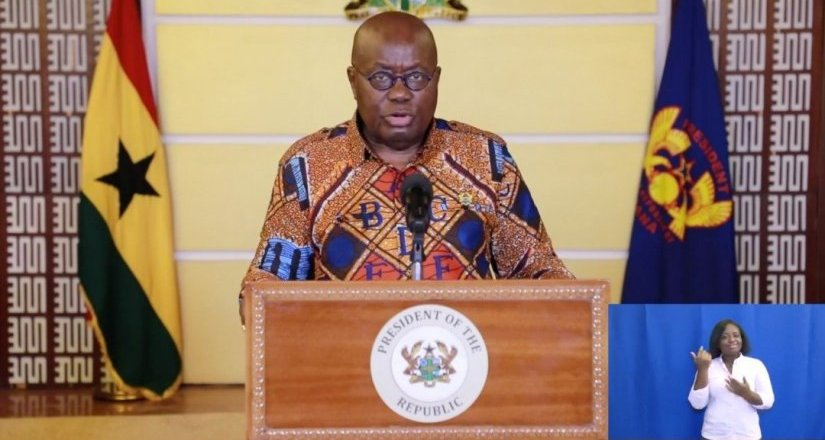 """I will accept the verdict of Ghanaians on 7th DECEMBER- President Akufo-Addo"