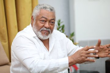 Rawlings marks 73rd birthday with donation
