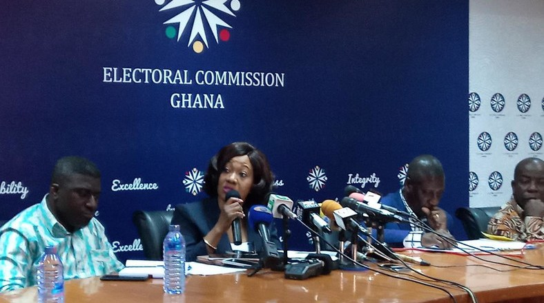 "EC disowns social media ""gazetted"" election results"