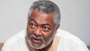 """I fully supported Prof Mills' candidature for the 2008 Elections""-Former President Rawlings reveals…..denies Ato Awhoi's claims"