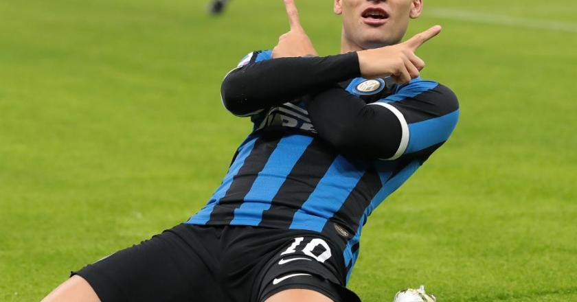 Lautaro Martinez: Man City eye Inter Milan striker as Sergio Aguero's potential successor