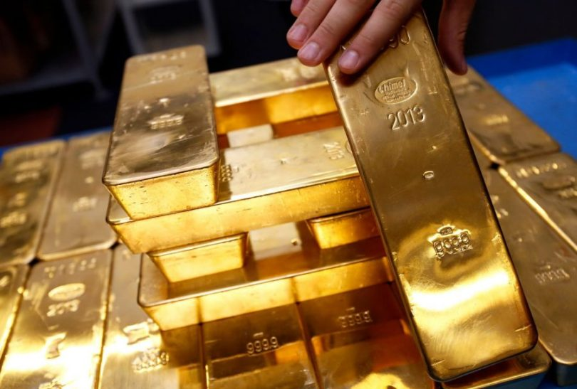 Gold hits record high amid US-China tensions, Covid-19 pandemic