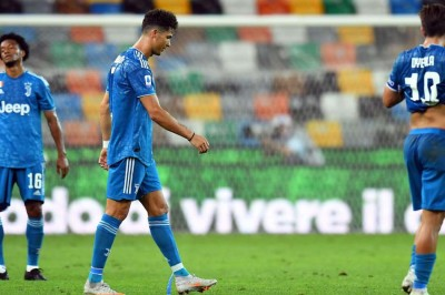 We have lost aggression..Juventus miss chance to lift title