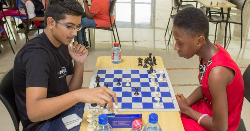 Ghana's  national chess team to compete in Chess Olympiad