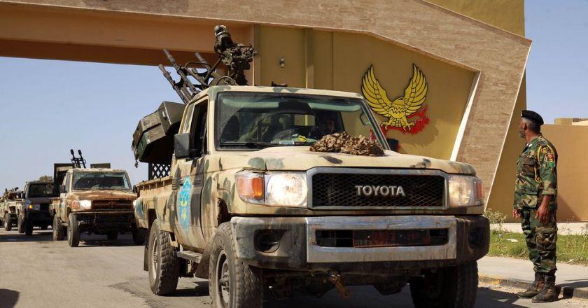 Libya's LNA Calls Cease-Fire Announcement 'Media Marketing'