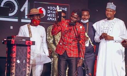 Full list of winners at the 21st Vodafone Ghana Music Awards