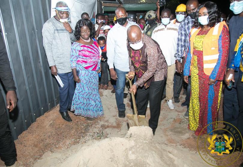 """""""New community mining schemes to create 12,000 jobs at Aboso, Gwira and Akango- President Akufo-Addo"""