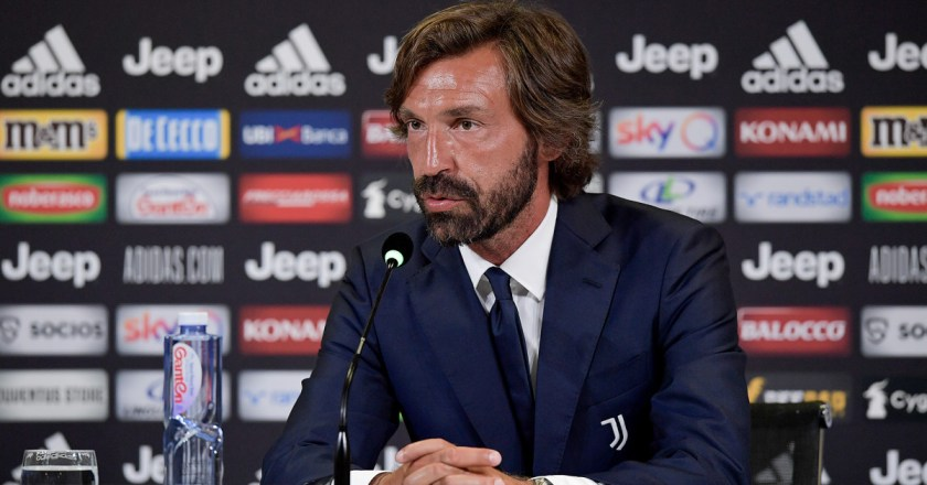 Juventus replaces Maurizio Sarri with former star Andrea Pirlo